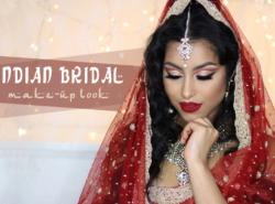 Indian/Asian Bridal look (Siya Jewels)