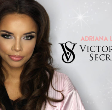 Adriana Lima Victoria's Secret Look
